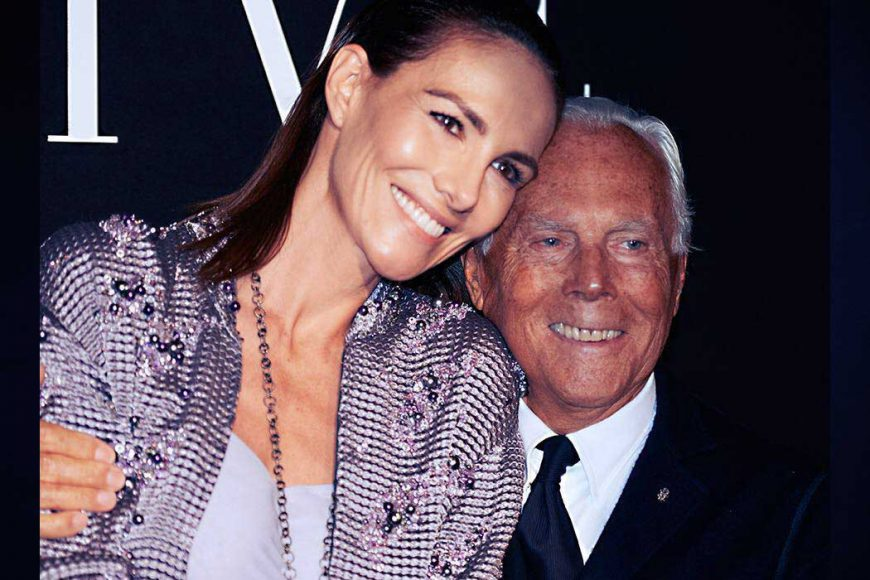 Armani, PFW, Paris, Fashion Week, adriana abascal
